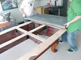 Pool table moves in Biloxi Mississippi